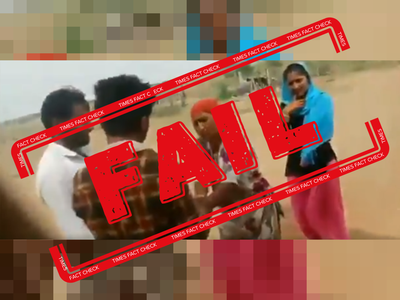 Fake alert: Old video from Rajasthan shared as attack on Hindu women in Pakistan