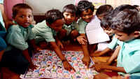 Amid language slugfest in Tamil Nadu, kids from north taught in Hindi at this govt school