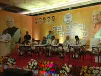 BJP releases manifesto for Odisha Assembly elections 2019