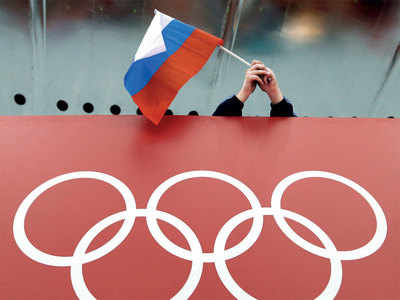 WADA bans Russia for four years from sporting events