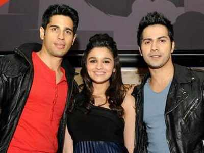 As the Student of the Year trio completes 8 years in Bollywood, a look at their most memorable performances