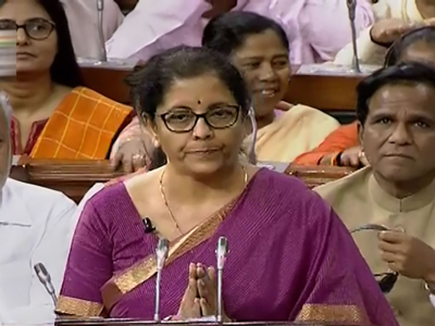Union Budget 2019: India will be open-defecation free by October 2, says Nirmala Sitharaman