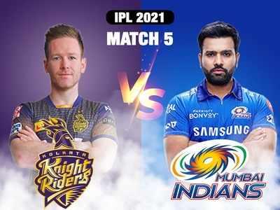 IPL 2021, KKR vs MI: Mumbai beat Kolkata by 10 runs