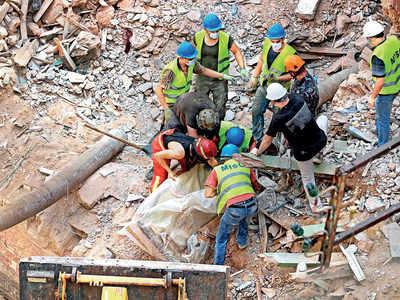 'Pulse' sparks hunt for survivors one month after Beirut explosion