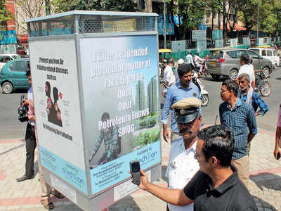 4L purifiers needed to clean city's air