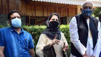 If Taliban, why not Pakistan: PDP chief ahead of PM Modi meet
