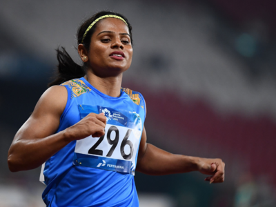 Couldn't train properly for a while after coming out of closet: Dutee Chand