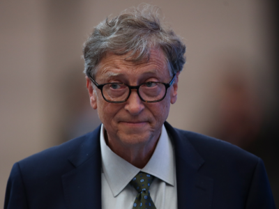 Bill Gates receives first dose of COVID-19 vaccine