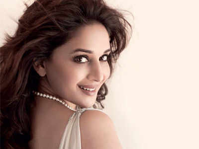 Madhuri Dixit flags off first production