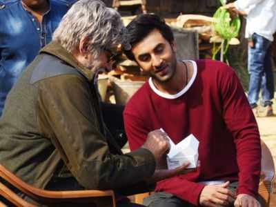 Amitabh Bachchan wraps up shooting for Brahmastra