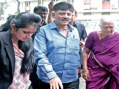 DK Shivakumar gets conditional bail