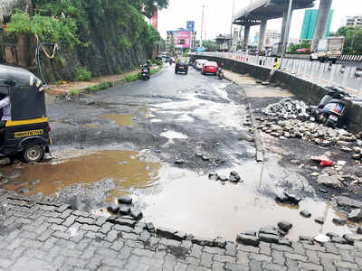 Over 100 pothole complaints in just three days