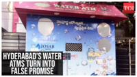 How Hyderabad's water ATMs have turned into a false promise