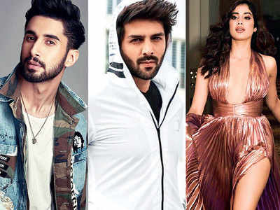 Kartik Aaryan, Janhvi Kapoor and Lakshya to kickoff Dostana 2 in November