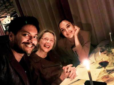 Ali Fazal's wonder-ful birthday