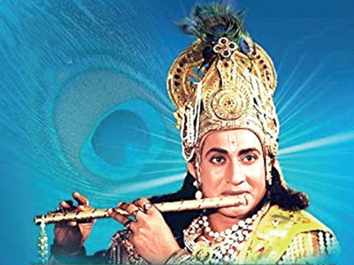 After Ramayan, Shri Krishna returns to Doordarshan