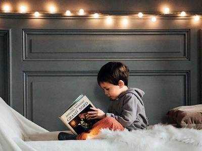 PLAN AHEAD: Tales for kids