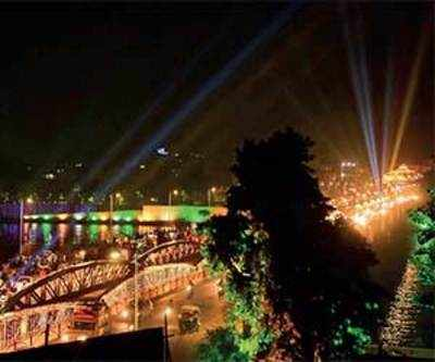 Dussehra, Diwali comes early to Ahmedabad: Lighting to stay till  September 17, PM Narendra Modi's birthday