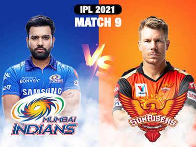 IPL Highlights 2021, MI vs SRH: Mumbai Indians beat Sunrisers Hyderabad by 13 runs