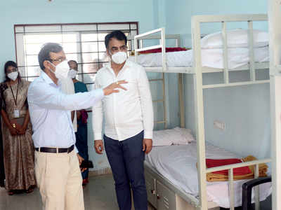 Conduct surprise visits to covid care centres; Deputy Chief Minister CN Ashwath Narayan says everything is fine in the state