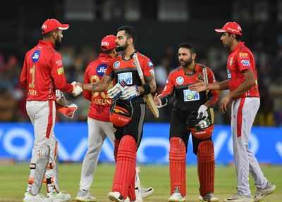 IPL 2018: Royal Challenger Bangalore trash Kings XI Punjab by 10 wickets