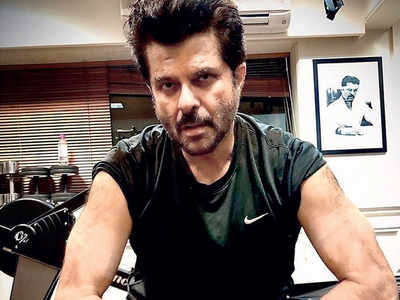 Anil Kapoor: I encourage everyone to exercise for 30 minutes