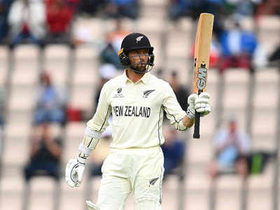 India vs New Zealand WTC Final Highlights: New Zealand 101/2 at stumps on Day 3, trail India by 116 runs
