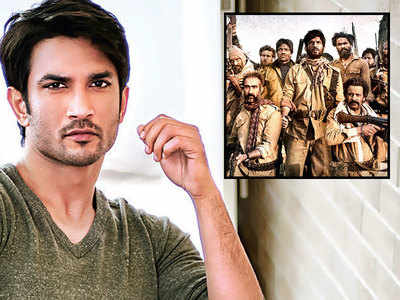 Sushant Singh Rajput: I am in talks for 12 films