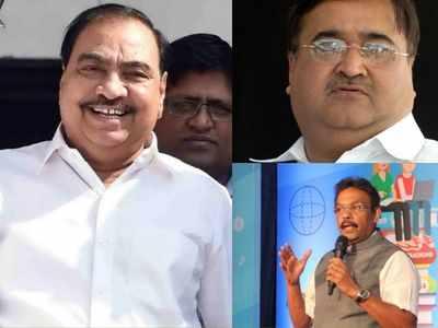 BJP drops Vinod Tawde, Prakash Mehta, Eknath Khadse; Sunil Rane to contest from Borivali