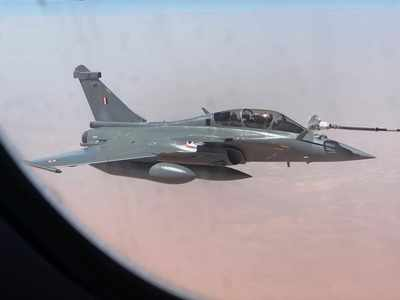 Five Rafale aircraft to arrive in Ambala to join Indian Air Force fleet
