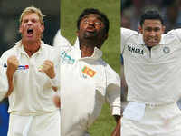 Fastest bowlers to 500 Test wickets