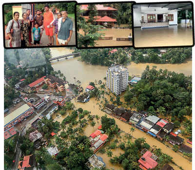 Kerala Floods: Bengaluru techie, trapped in Chengannur, describes his long ordeal