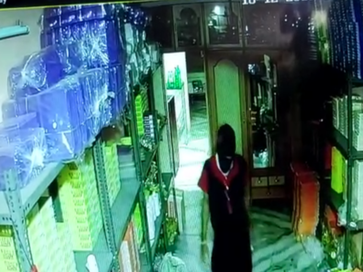 Goregaon police solves mystery of masked burglar: The gait that have it away