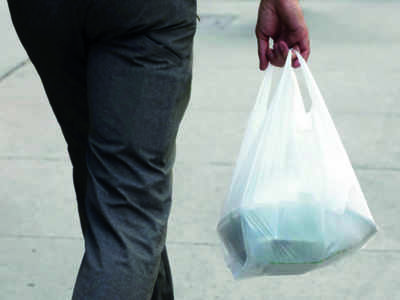 Consumers can relax. BBMP can't fine you for using plastic