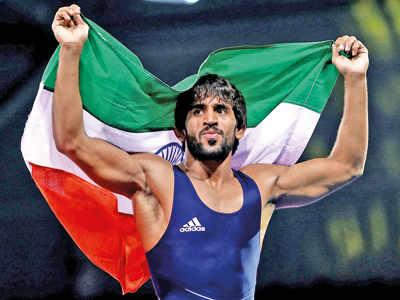 Jai Bajrang Bahubali: Bajrang Kumar punia strikes Gold in Commonwealth Games 2018