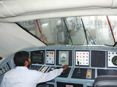 Pilot's quick action saves sr citizen crossing tracks