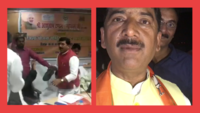 'Shoe-gate' incident was good, an opportunity to serve my father: BJP MP Sharad Tripathi