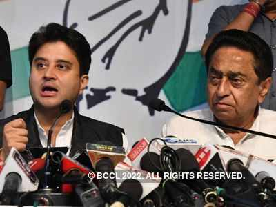 Case against BJP leader for mocking Madhya Pradesh CM Kamal Nath,  Jyotiraditya Scindia