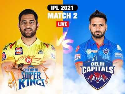 IPL 2021 Score, CSK vs DC: Delhi beat Chennai by 7 wickets