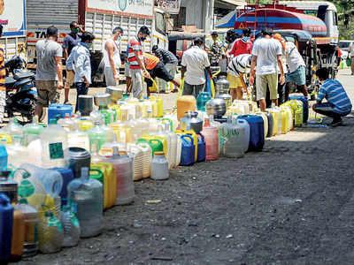 Dadar, Mahim, Dharavi may face water supply problem