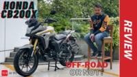 Honda CB200X | Review