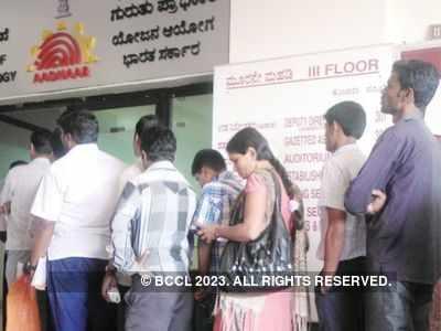 Aadhaar Updation Centres still shut in city