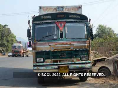 Nagaland truck driver slapped with fine of Rs 6.53 lakh for MVA violation