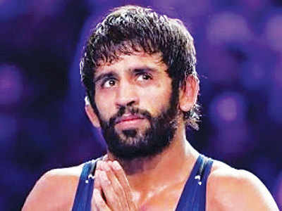 Bajrang loses in semis, to contest for bronze