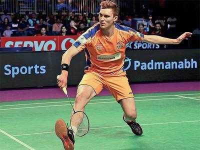 Viktor roars for Ahmedabad