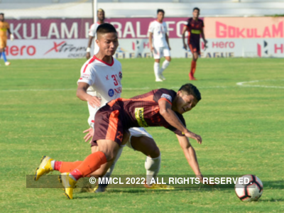 Why did it all go downhill for Aizawl FC?