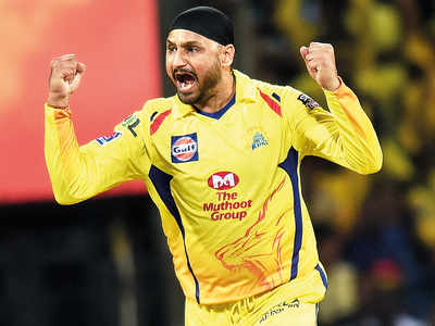 It's time to enjoy: Bhajji on KKR stint