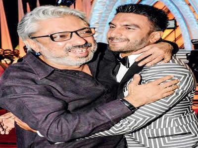 Ranveer recalls Sanjay Leela Bhansali's wrath
