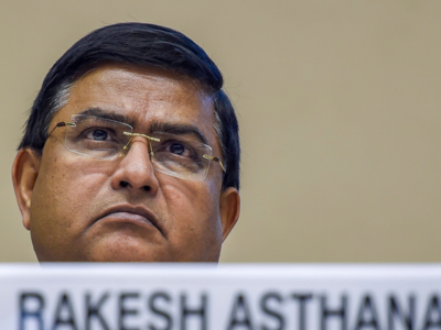 New Delhi: CBI court accepts clean chit given to former Special Director Rakesh Asthana