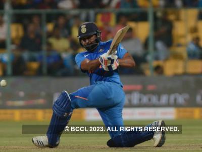 India vs Australia 3rd ODI: Rohit Sharma becomes third-fastest batsman to register 9,000 ODI runs